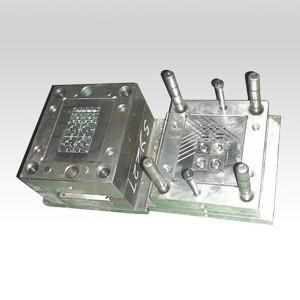 precision injection molded plastics